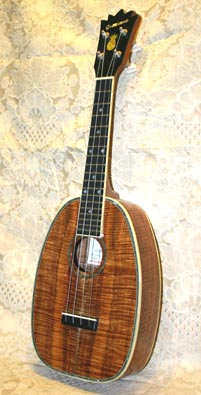Tiki King Ukulele collection, Graziano Pineapple Concert