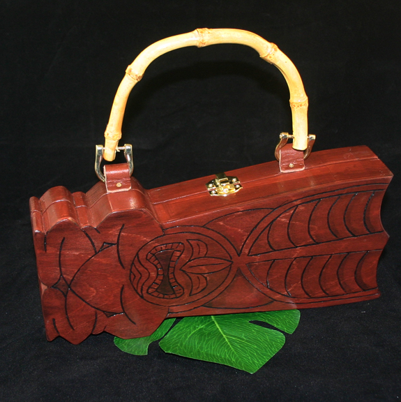 Tiki purses by Tiki King